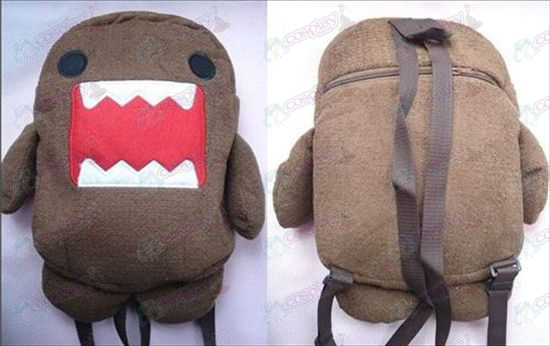 2 grid Domo Accessories Backpack 33 * 26cm