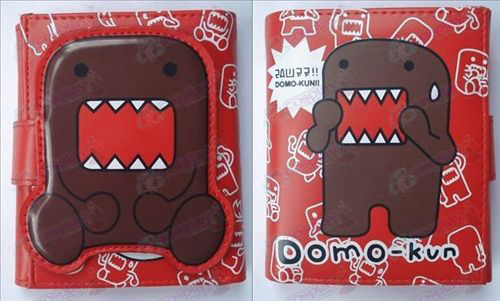 Q version of Domo Accessories bulk wallet (A)