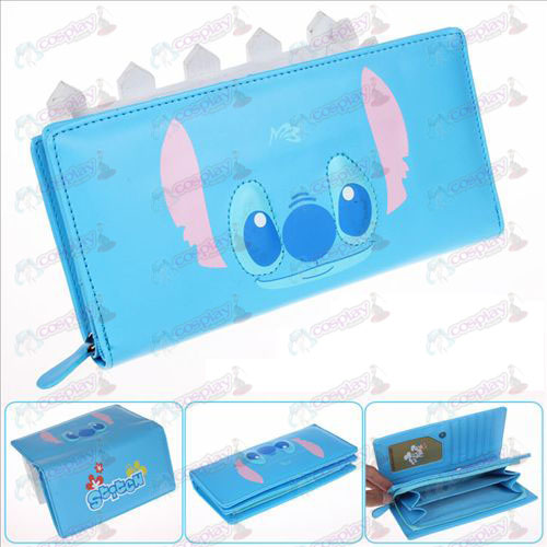 Lilo & Stitch AccessoriesPVC long wallet