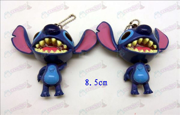 Lilo & Stitch Accessories Doll (pull two sets)