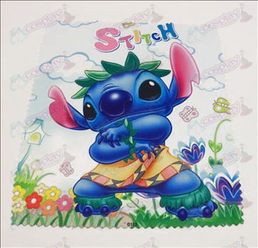 Glasses cloth (Lilo & Stitch Accessories) 5 sheets / set
