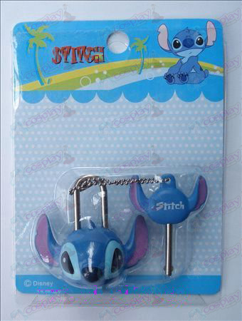 0b0cd47f30e Lilo   Stitch Accessories couple locks (movable) Lilo   Stitch ...
