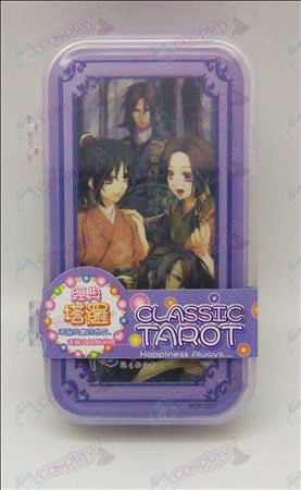 Hakuouki Accessories Tarot (2)