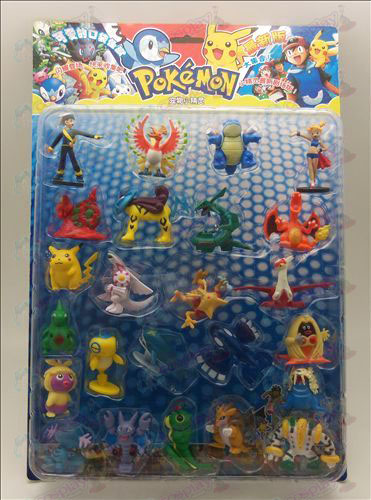 24, Pokemon Accessories (Blister card 3)