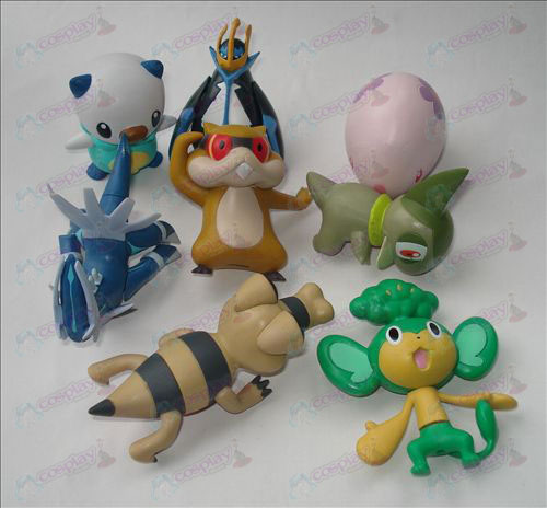 Eight Pokemon Accessories
