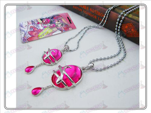 Magical Girl Accessories Necklace (AA section) card installed