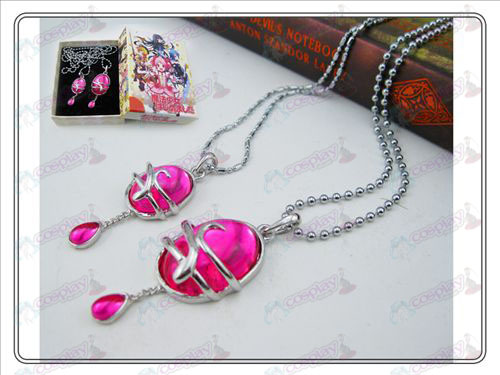 Magical Girl Accessories Necklace (AA section) Boxed