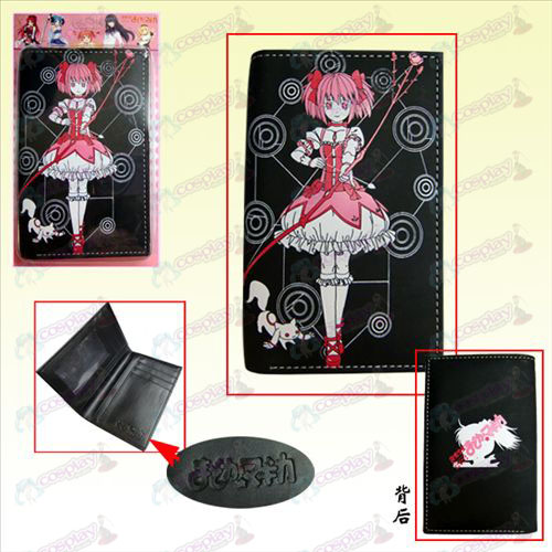 Magical Girl Accessories color wallet