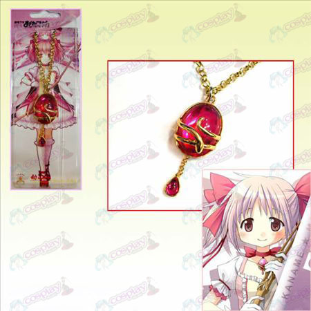 Magical Girl Accessories small round gemstone necklace