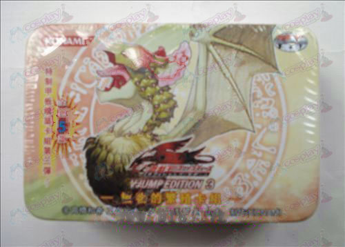 Genuine Tin Yu-Gi-Oh! Accessories Card (plant propagation card group)