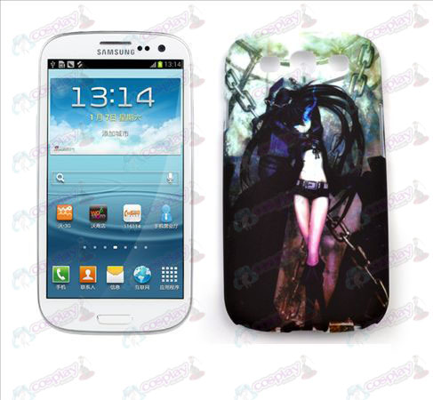 Samsung I9300 mobile phone shell-Lack Rock Shooter Accessories10