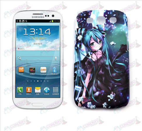Samsung I9300 mobile phone shell-Lack Rock Shooter Accessories03