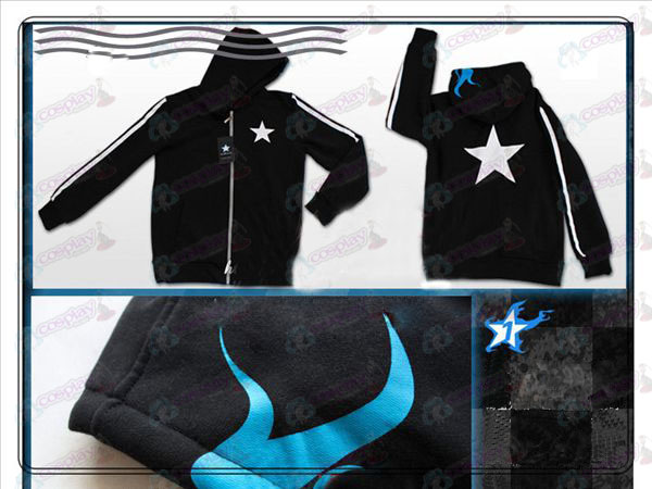 Hatsune Lack Rock Shooter Accessories Sweater