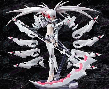 figma-SP-033 White Rock Shooter hand to do