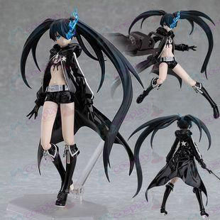 figma-SP012-Lack Rock Shooter Accessories shooter blackening Hatsune hand to do (15cm)