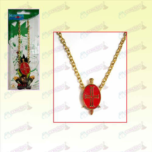 Hunter x Hunter Accessories Jill COS necklace