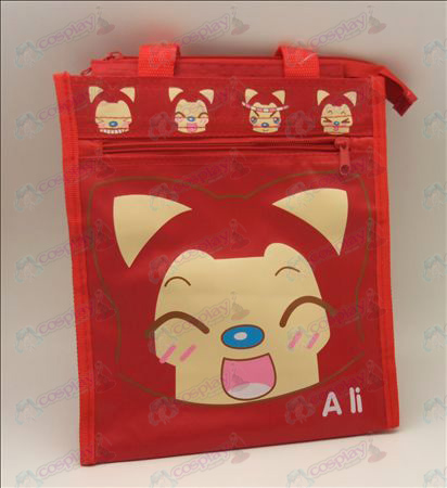 Lunch bags (Ali Accessories laughs)
