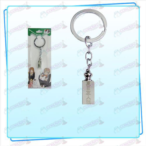 Natsume's Book of Friends Accessories weights Keychain
