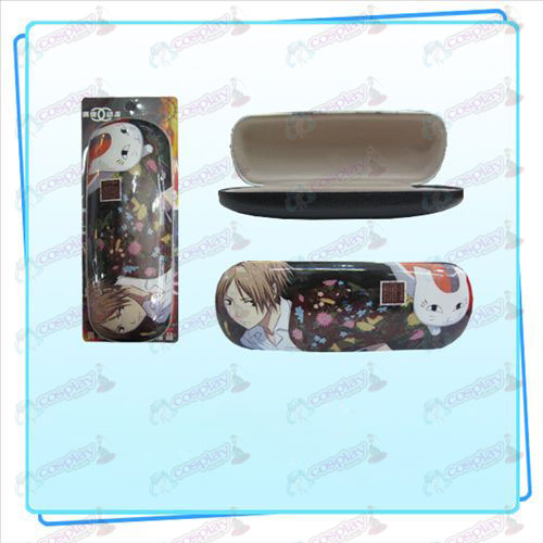 Natsume's Book of Friends Accessories teacher glasses box cat