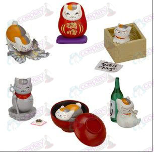 6 Natsume's Book of Friends Accessories Doll