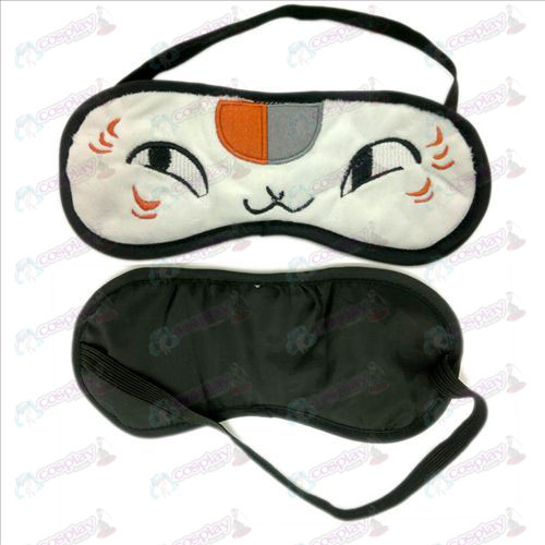 Natsume's Book of Friends Accessories cat teacher goggles