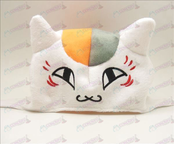 Natsume's Book of Friends Accessories teacher plush cat hat