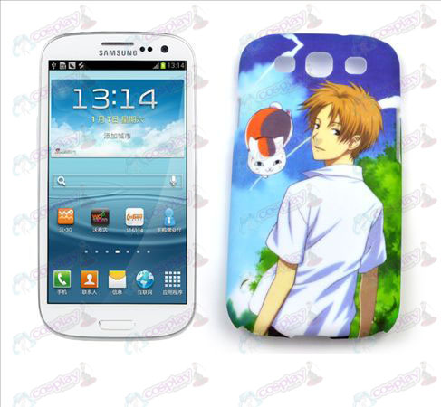 Samsung I9300 mobile phone shell - Natsume 05
