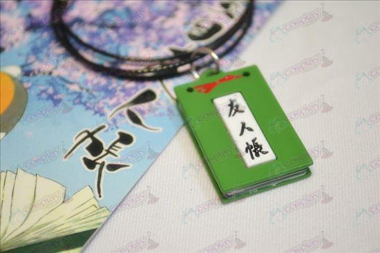 Natsume's Book of Friends Accessories Necklaces