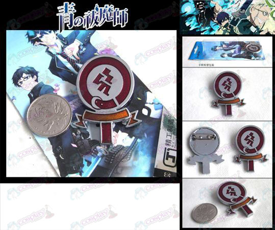 Blue Exorcist Accessories1