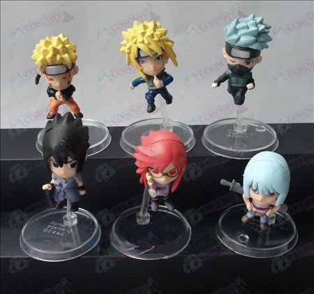 A17-generation 6 Naruto doll cradle