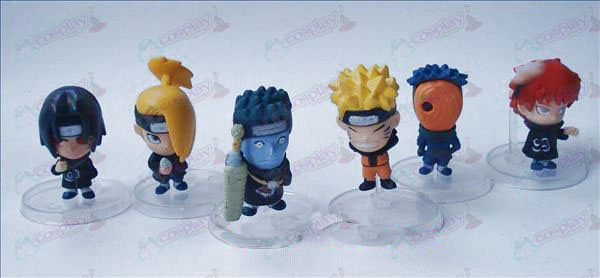 A12-generation 6 Naruto doll cradle