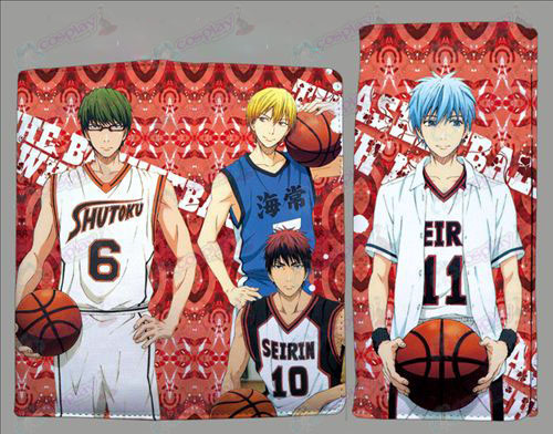 QB2203kuroko's Basketball Accessories fold color wallet