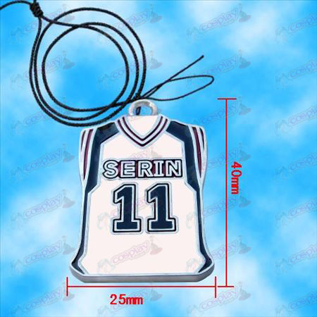 Sunspot basketball - sunspots jersey necklace