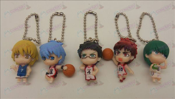 kuroko's Basketball Accessories doll ornaments