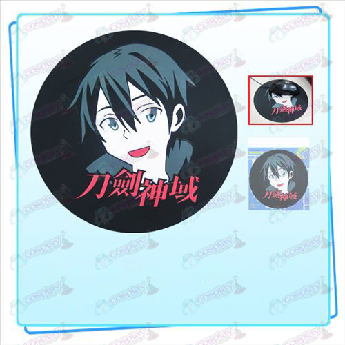 Sword Art Online Accessories Kazuto gel mouse pad