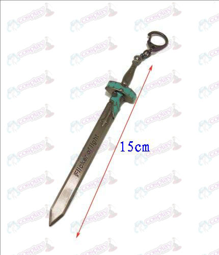 Sword Art Online Accessories knife buckle 3 (gun color) color