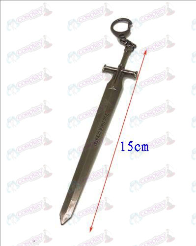 Sword Art Online Accessories knife buckle 2 (gun color)
