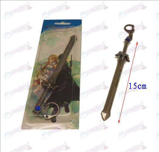 Sword Art Online Accessories knife buckle 1 (gun color)