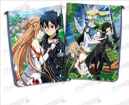 Sword Art Online Accessories Document Bag 077