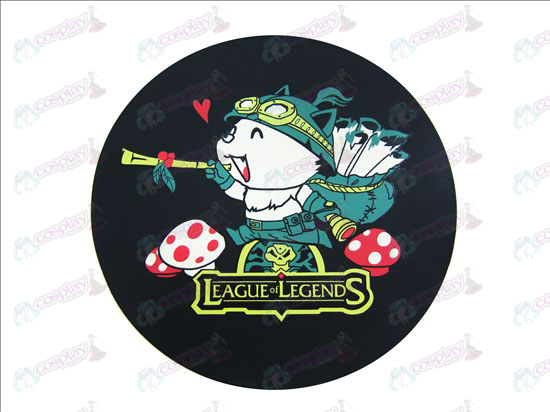 League of Legends Accessories Mouse Pad