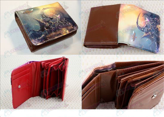 League of Legends Accessories Wallets