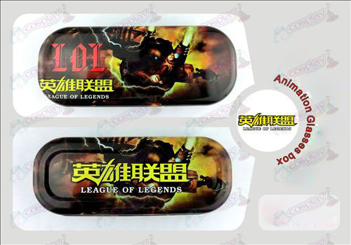 League of Legends Accessories Glasses Case