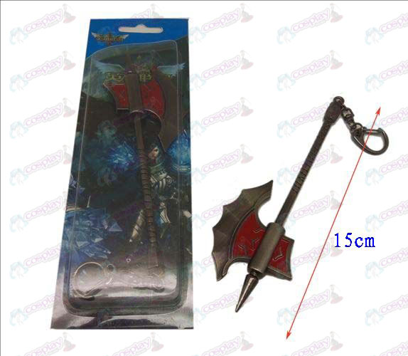 DLeague of Legends Accessories knife buckle 19 (gun color)
