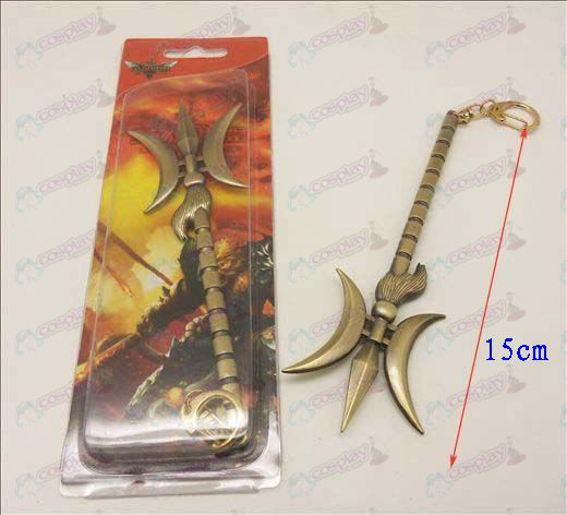 League of Legends Accessories knife buckle 16 (Bronze)