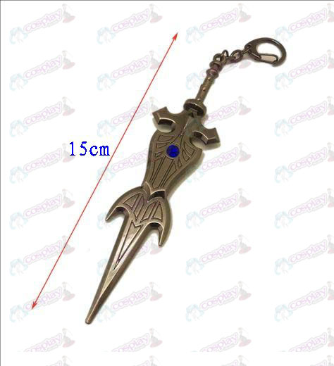 League of Legends Accessories knife buckle 10 (gun color)
