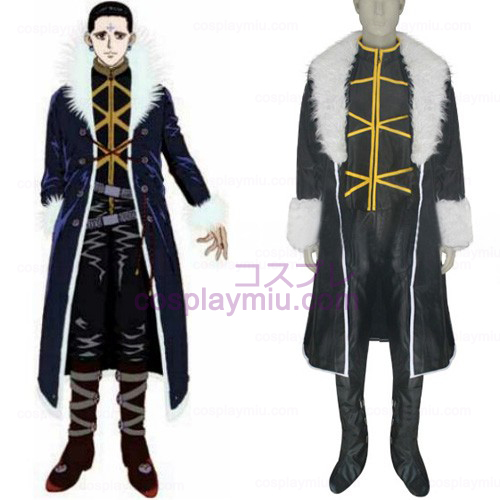 Hunter X Hunter Kuroro Lucifer Cosplay Costume