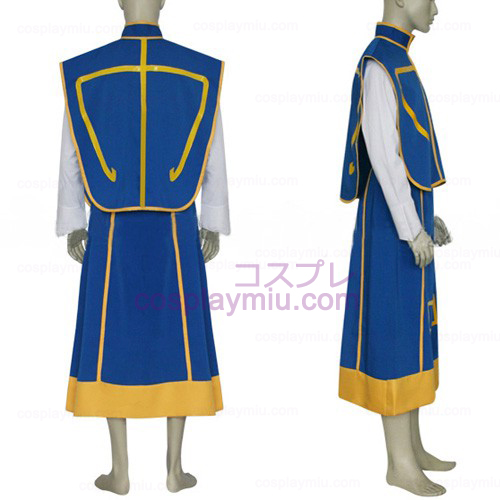 Hunter X Hunter Kurapica Cosplay Costume