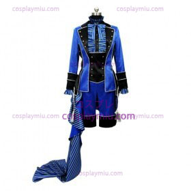 Kuroshitsuji Ciel Phantomhive Classic Full Dress Lolita Cosplay Costume