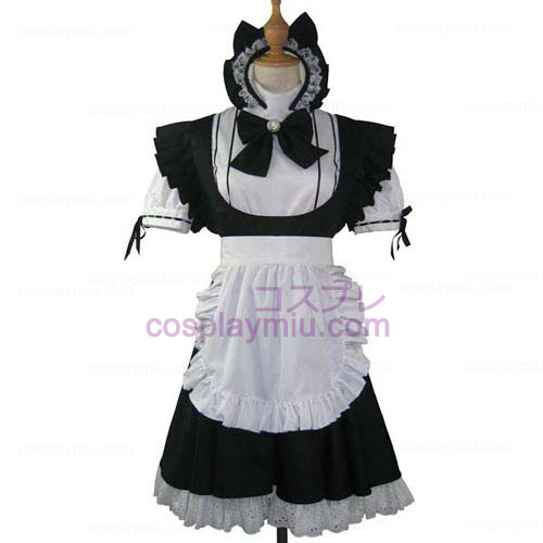 Lolita Halloween Cosplay Costume