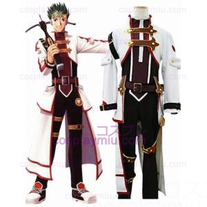 The Legend of Heroes Sora no Kiseki Kevin Graham Cosplay Costume
